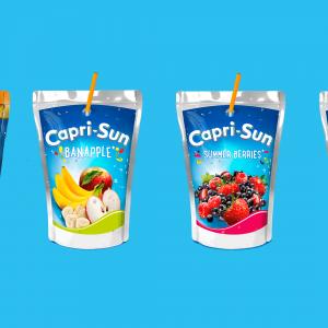 Toutes les saveurs de Capri-Sun - Le Rougailleur