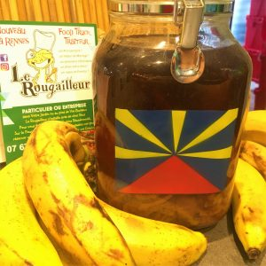 muffin_banane_#lerougailleur #foodtruck #traiteur #974 #runisland #rennes
