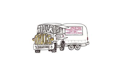 Partenaire - Atelier Trucks Solutions - Le Rougailleur