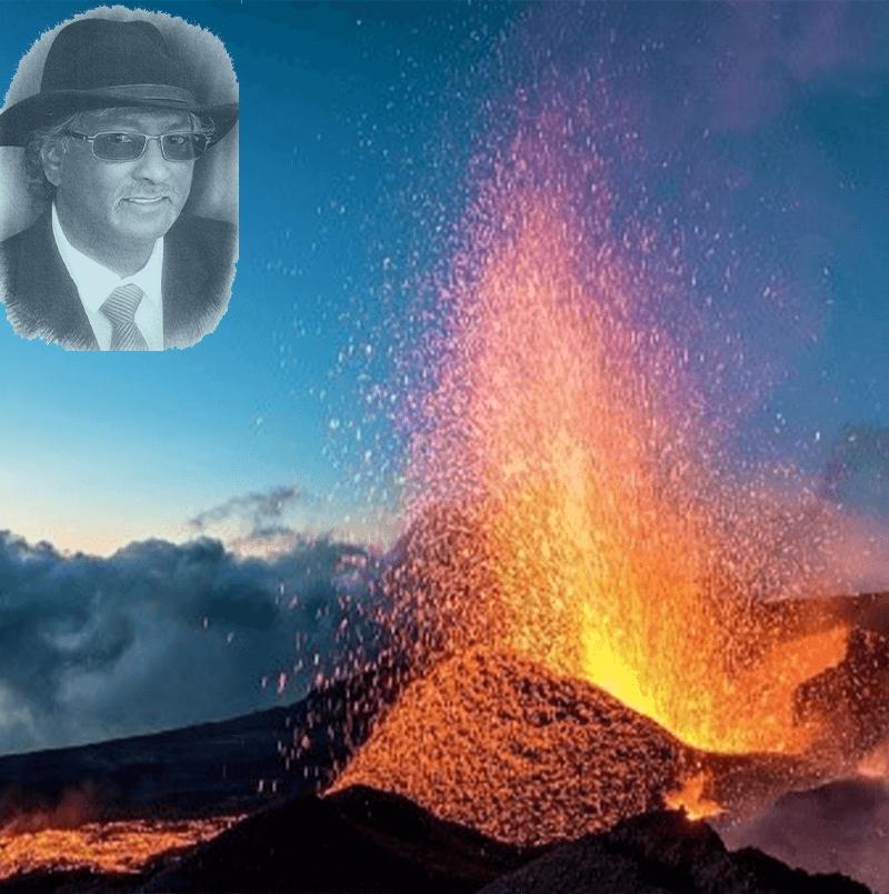 Montage de l'ïle de la Réunion - Le Rougailleur
